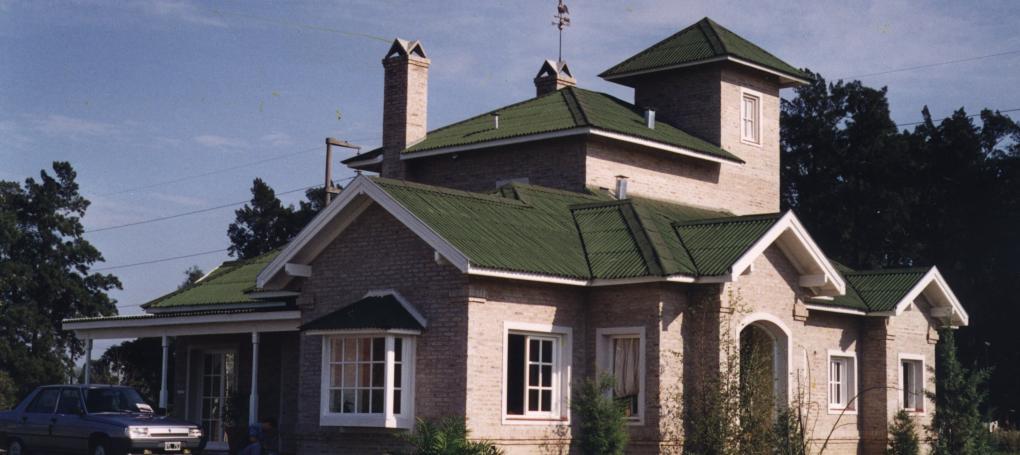 House Onduvilla green
