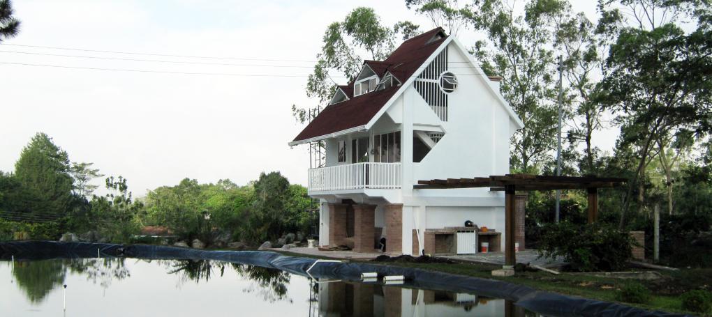 House Mesa de los Santos