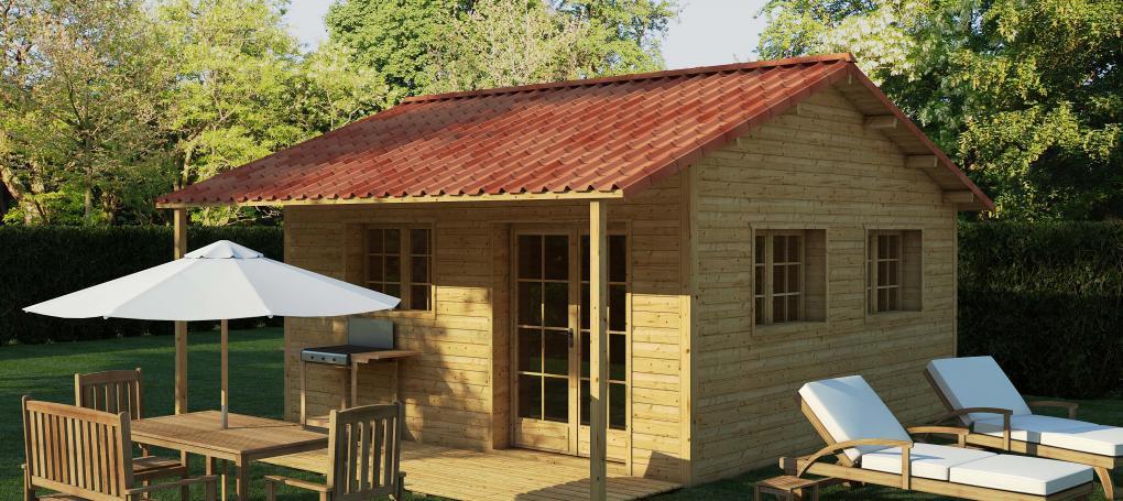 Leisure House Onduvilla Montecarlo 3D