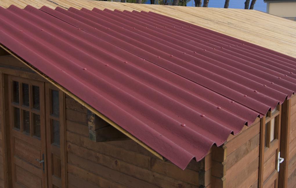 Easyfix ploče na drvenoj kući