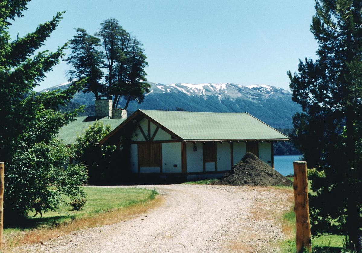 Kuća sa zelenom šindrom Bardoline Top