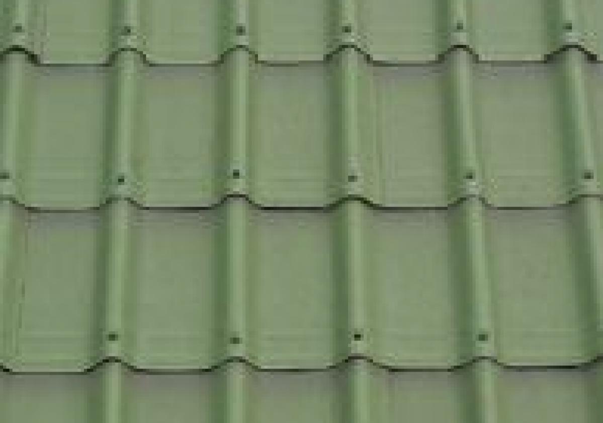 Šumska zelena boja Onduvilla ploča