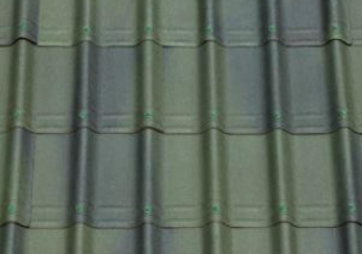Senčene zelene Onduvilla ploče