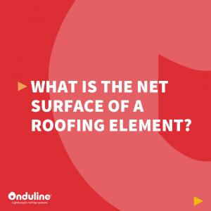 [LEARN WITH ONDULINE] What is the net surface of a roofing element? https://t.c…